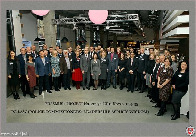 Erasmus+ konferencija