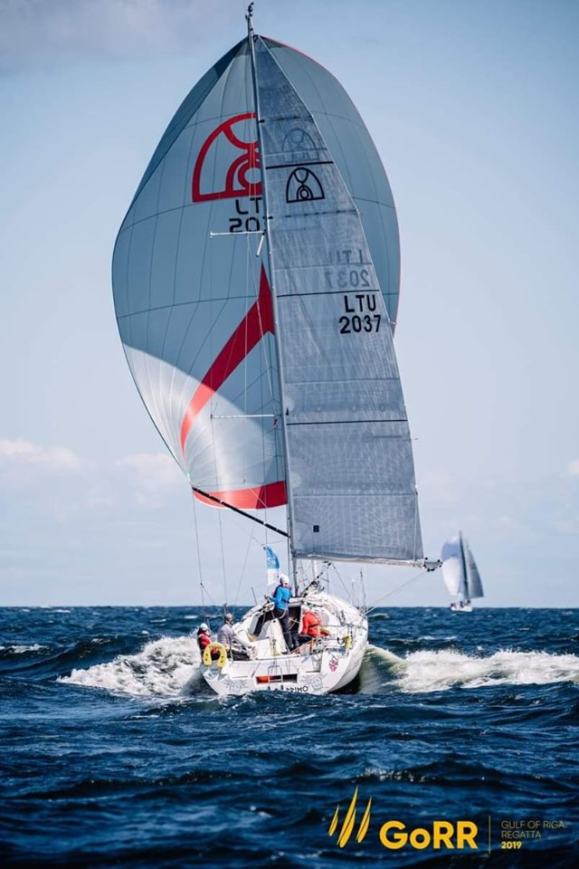 "nuotr. ""Gulf of Riga Regatta"""